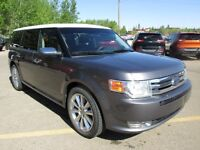 2010 Ford Flex Limited - Loaded w/Features + Glass-Sunroof+More!