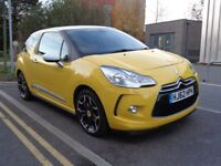 2012 CITROEN DS3 DSTYLE AUTOMATIC PETROL 1.6, ULTRA LOW MILEAGE, CATD REPAIRED