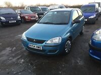 2004 Vauxhall corsa 3dr hatch in superb condition drives like new 1199 cc 4 cylinder engine superb