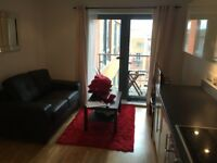 MODERN 1 BED FLAT WITH BALCONY IN CITY CENTRE