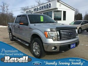 2012 Ford F-150 XTR 4WD * 1-Owner  Only 31K Power Driver  Tailga