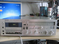 Sony HST-89A Amplifier/Radio/Cassette