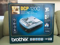 Brand New Brother DCP-120C Copier,Scanner,Printer.