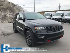 2017 Jeep Grand Cherokee Trailhawk **SUSPENSION A AIR, ENS. CHAU