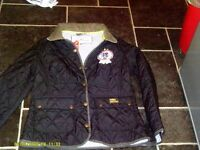 paul boutique brand new jacket size 10/12 mediumwith tags 12.00