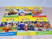 Noddy books x 6