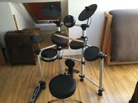 VERY Cheap Electronic Drum Kit - 1 Year Old - 1 Minor Fault (see description)