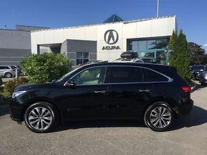 2014 Acura MDX NAVI ACURA CANADA CERTIFIED PROGRAM 7 YEARS 130K