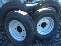 Ifor Williams trailer wheels brakes hub bearings flooring