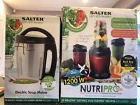 Salter Smoothie Maker & Soup Maker