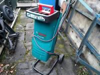 Bosch atx rapid 2200 garden shredder
