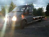 Auto reco Breakdown recovery transport 24/7