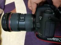 Canon 5d Mark 3 with 24-70 mark ii