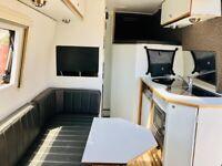 Iveco daily campervan, race van, motorhome