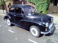Minor Minor 1955 Split Screen 2 Door now on Ebay Auction £2000 ???Hackney london