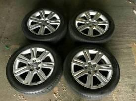 Alloys wheels AUDI