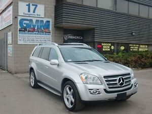 2008 Mercedes-Benz GL-Class GL550 AMG 4MATIC Accident Free 1 Own