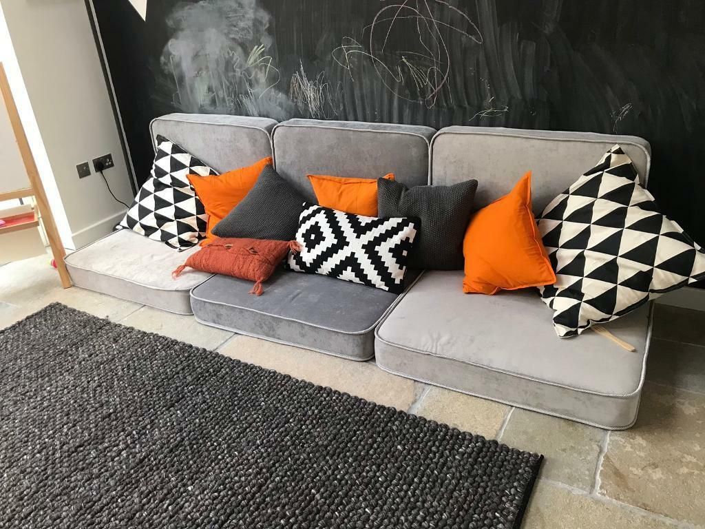 Floor Cushions Sofa Playroom Seating