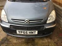 Citroen Xsara Breaking front lights