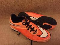 Nike Hypervenom trainers size uk 6