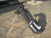 Winter Golf Carry Bag with stand.