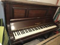 William Squire Upright Piano. Going free