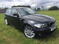 2010 bmw 120d m sport service history TRADE IN WELCOME mot x2 keys a4 a3 golf leon