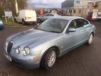 Jaguar S type 2.7 v6 auto diesel