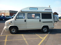 Very reliable motor home (2.5 Turbo Diesel) in very good condition for Year
