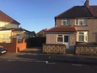 Spacious 3 bedroom house for rent in feltham
