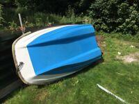 Dory type boat