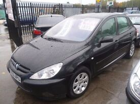 Peugeot 307s HDI 90,5 door hatchback,nice clean tidy car,runs and drives well,very economical