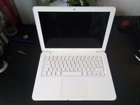 MacBook 13-inch, Mid 2010, OS X 10.9.5, 4 GB 1067 MHz DDR3, 250GB hard drive + Charger