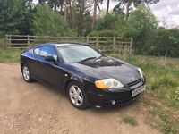 Hyundai coupe SE ONLY 40000miles