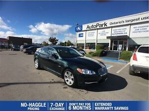 2011 Jaguar XF Luxury| Navi| Sunroof| Heated Leather