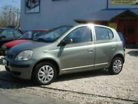 Breaking Toyota Yaris 1.0ltr petrol 2003 -All parts available-