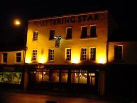 Glittering Star, Stonebridge, Darlington, Durham. Live-in Pub Manager Required