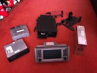 RANGE ROVER L322 FULL SAT NAV KIT WITH AMPLIFIER DVD HARMAN BECKER RADIO AND MORE
