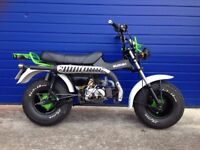 2013 SKYTEAM T REX 125cc REGISTERED AS A 50cc , SUZUKI RV REPLICA SAND BIKE