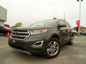 2015 Ford Edge SEL AWD + LOOK + MAGS + CAMERA + 61 922 KM!!!