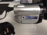 Sony comcomder
