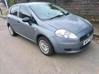 Fiat Grande Punto 1.2 Active 5door, 11 Months Mot , 2 keys, 2007 (07 reg), Hatchback