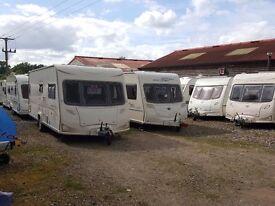 Quality Caravans at Sensible Prices