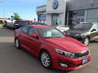 2014 Kia Optima EX Luxury at