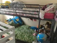 Metal bunk beds strong no squeaking or rattling x