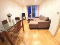 Beautiful 1 Bed Apartment / Canary Wharf / Gym & Spa Included / Available 9th November !!!