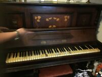 Upright piano - free - must collect
