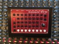 MFB 522 Drum Computer (808 Clone Drum Machine)