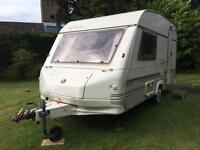 Alpine Super Sprite Caravan 2 Berth £950 ONO