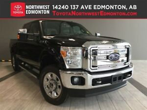 2015 Ford F-350 Lariat | H/C Seats | Nav | Leather | Park Assist